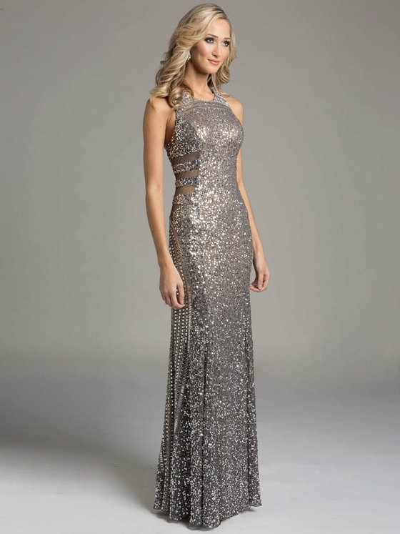 sexy elegant prom dresses photo - 1