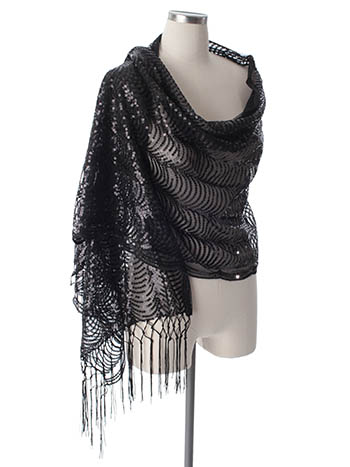 shawl for evening dress photo - 1