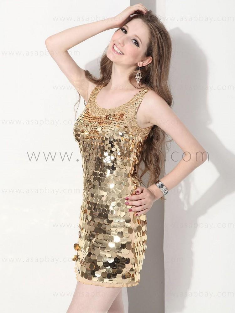 short evening dresses photo - 1