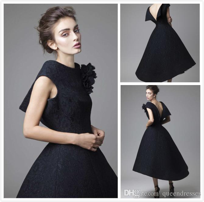 short evening dresses for women photo - 1