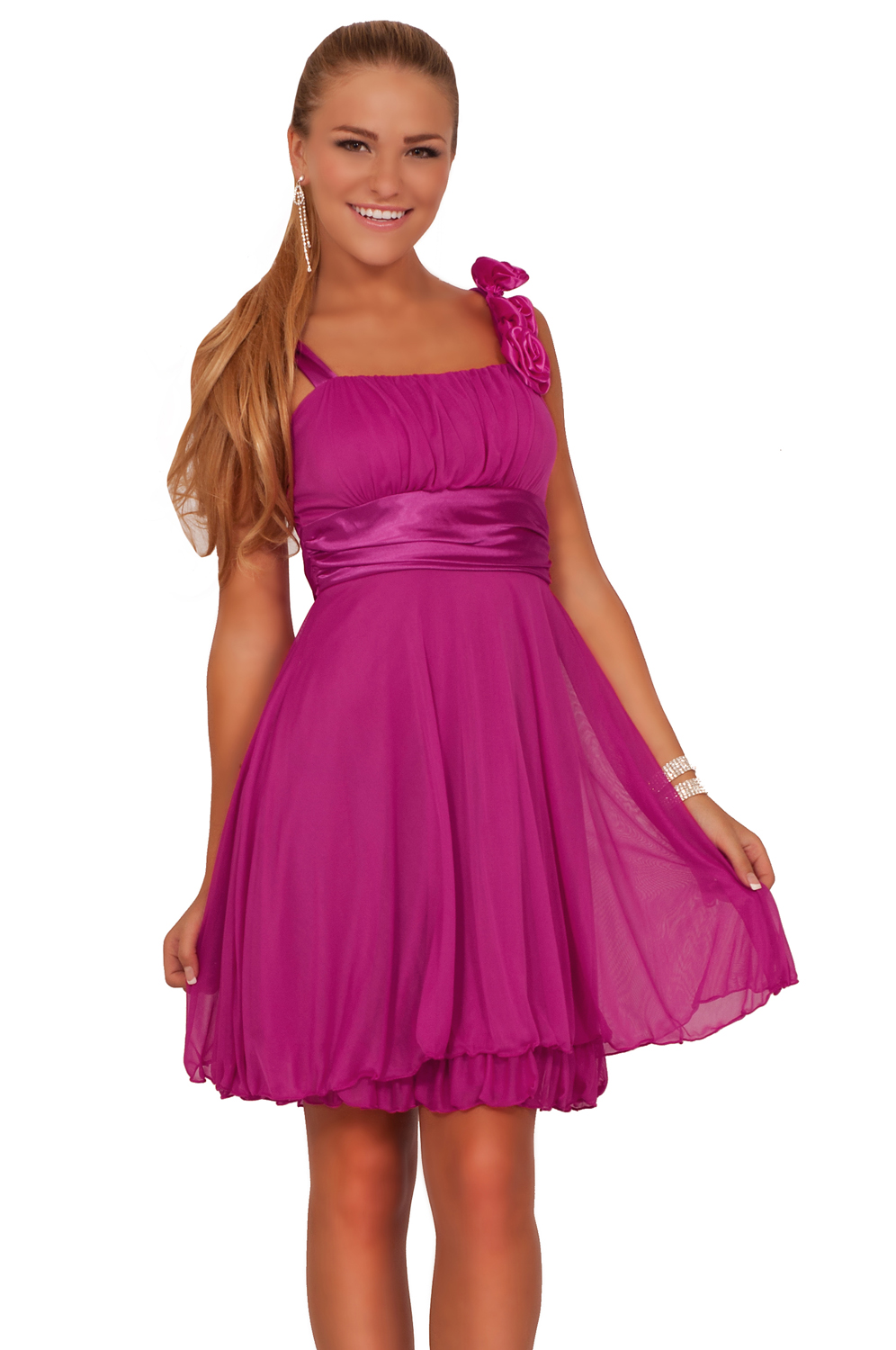 teenage evening dresses photo - 1