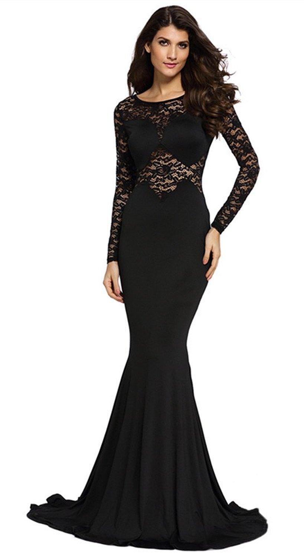0f0ef55ce0f4 Long Sleeve Lace Dress Amazon - raveitsafe