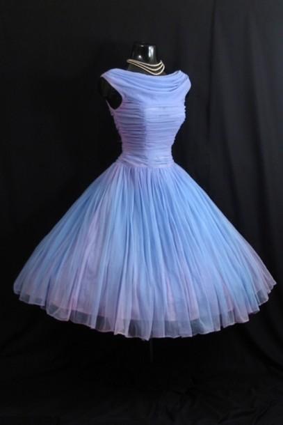 50s style evening dresses photo - 1