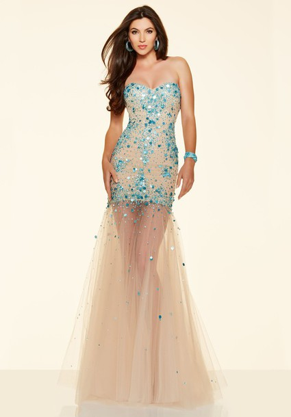 affordable evening dresses online photo - 1