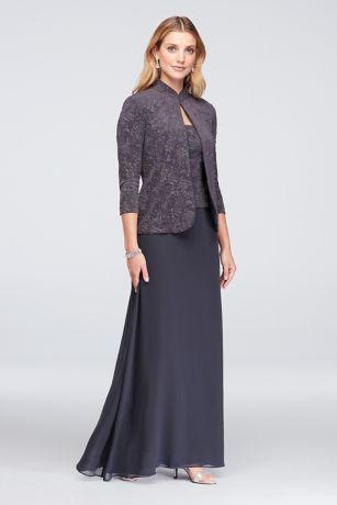 alex evening dresses petite sizes photo - 1
