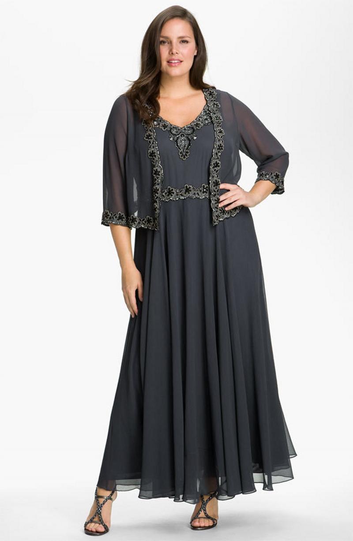 amazon evening dresses size 14 photo - 1