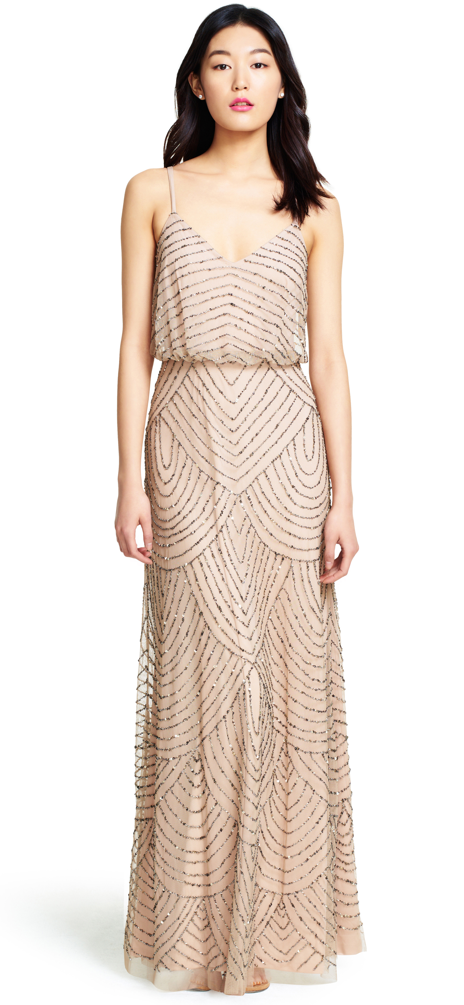 andrea papell evening dresses photo - 1