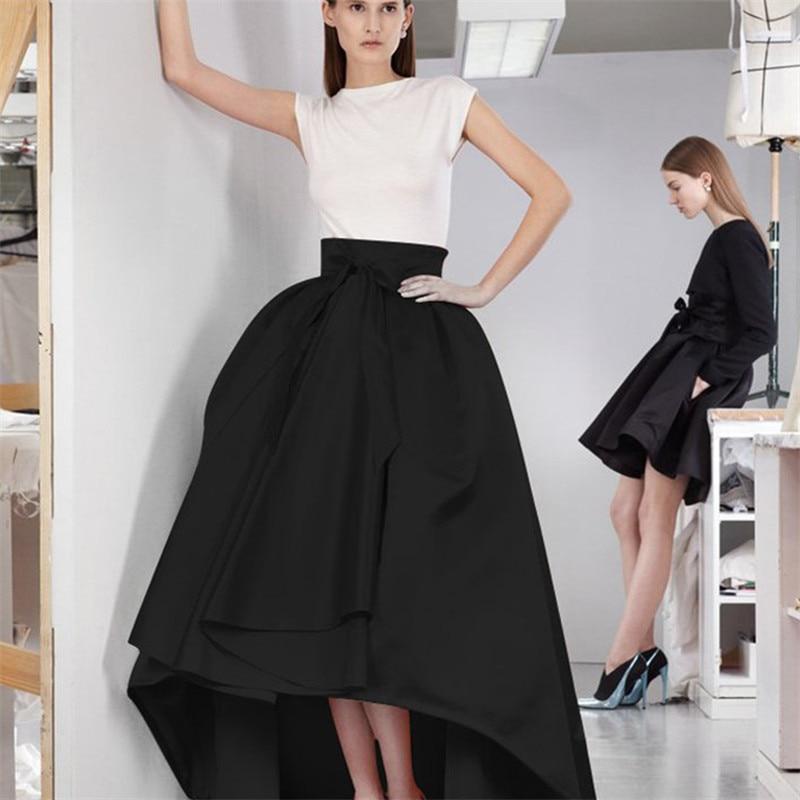 asymmetrical evening dresses photo - 1
