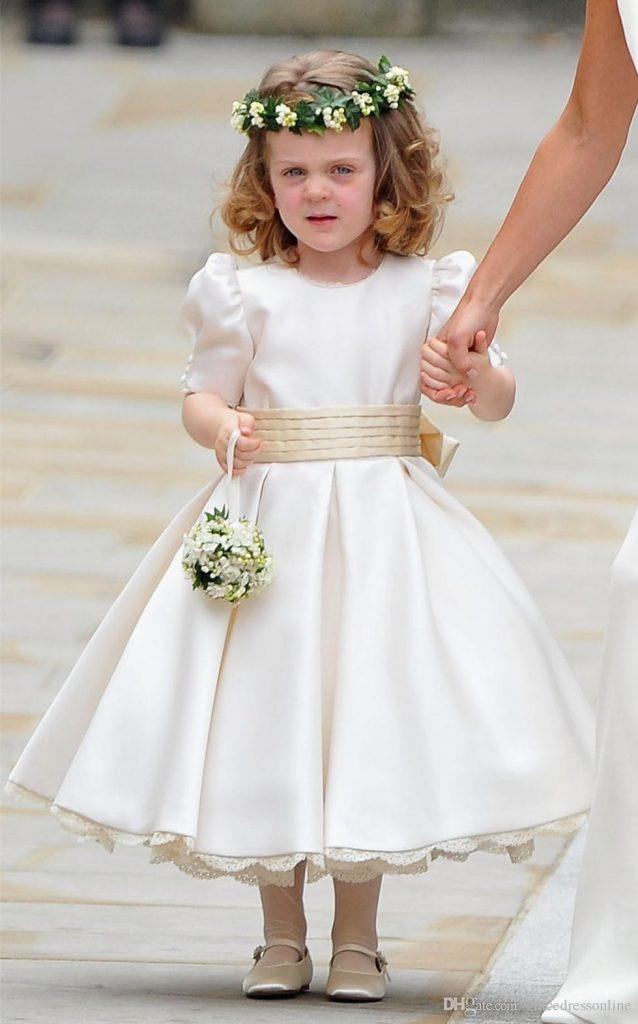 baby elegant dresses photo - 1