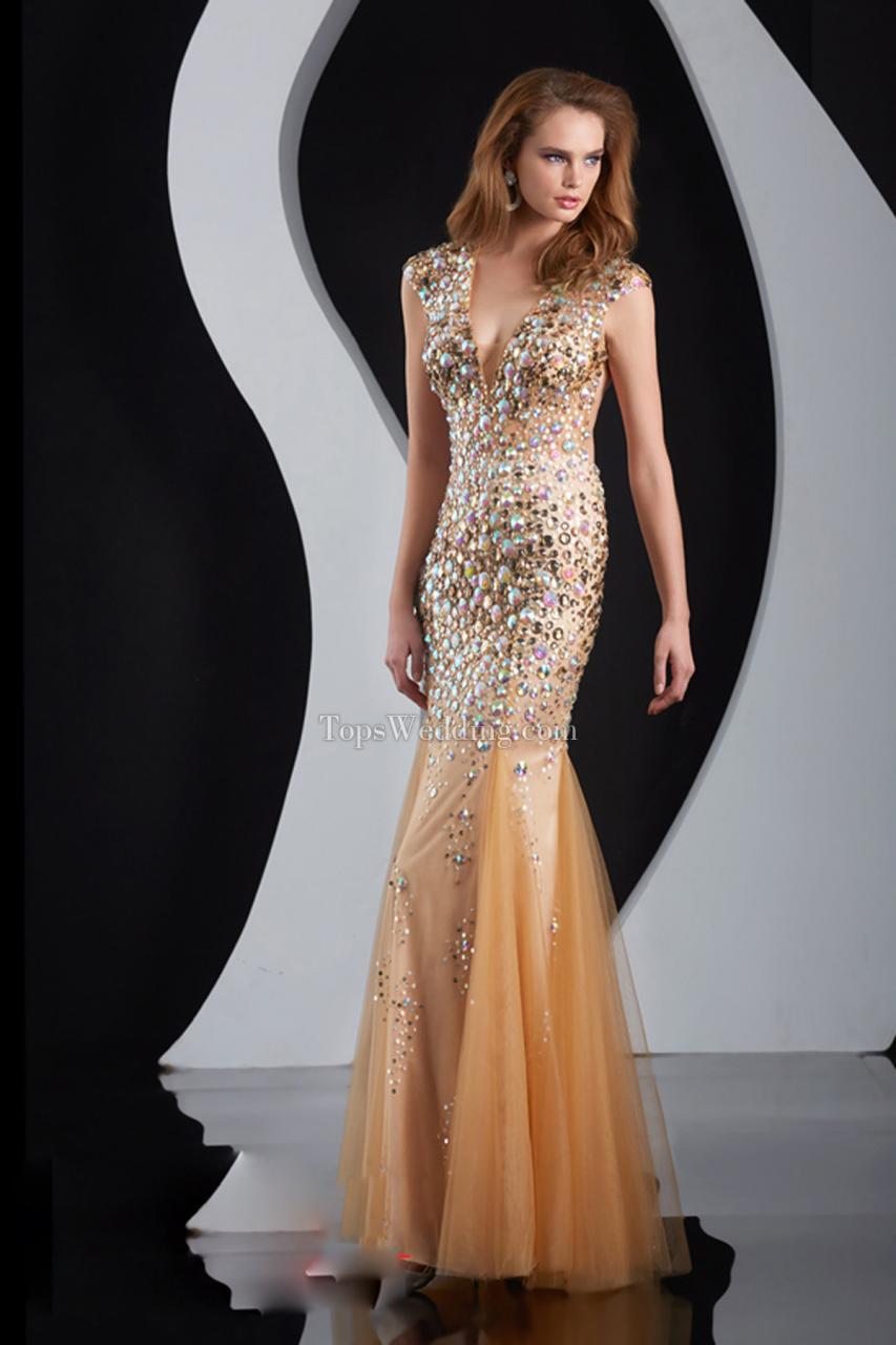 buy evening dresses online photo - 1