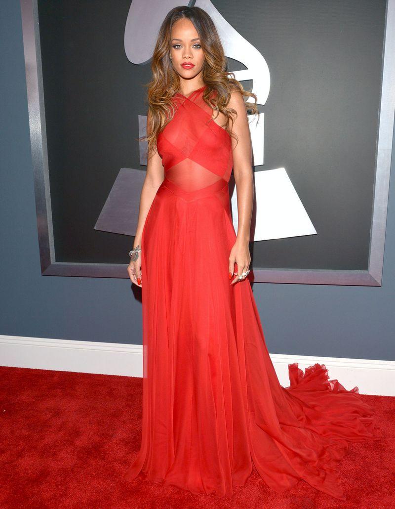 celebrity evening dresses photo - 1