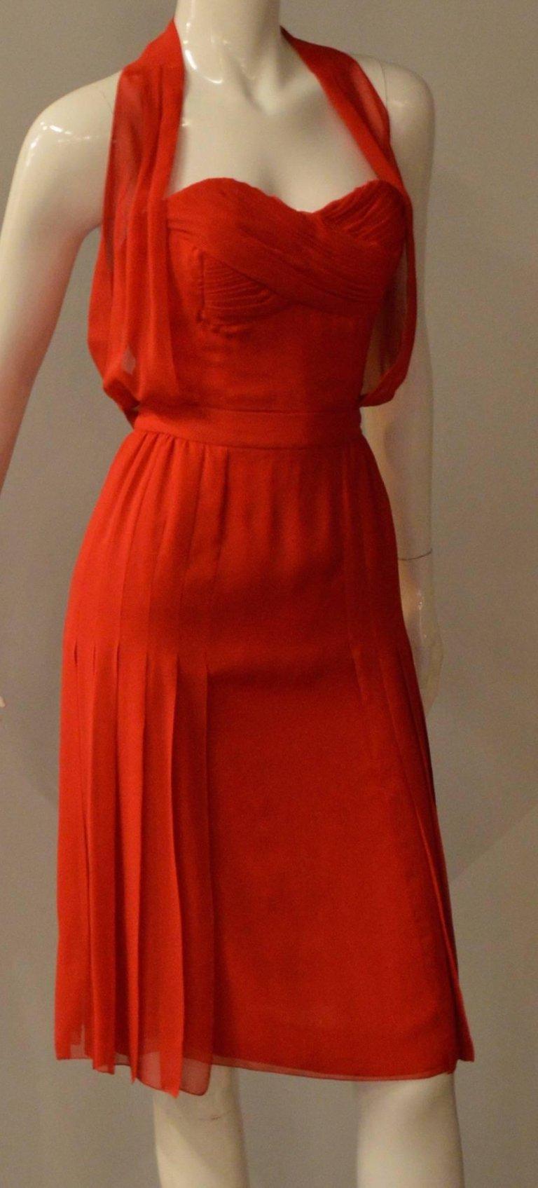 chanel evening dresses photo - 1