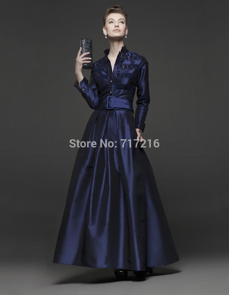 classic evening dresses photo - 1