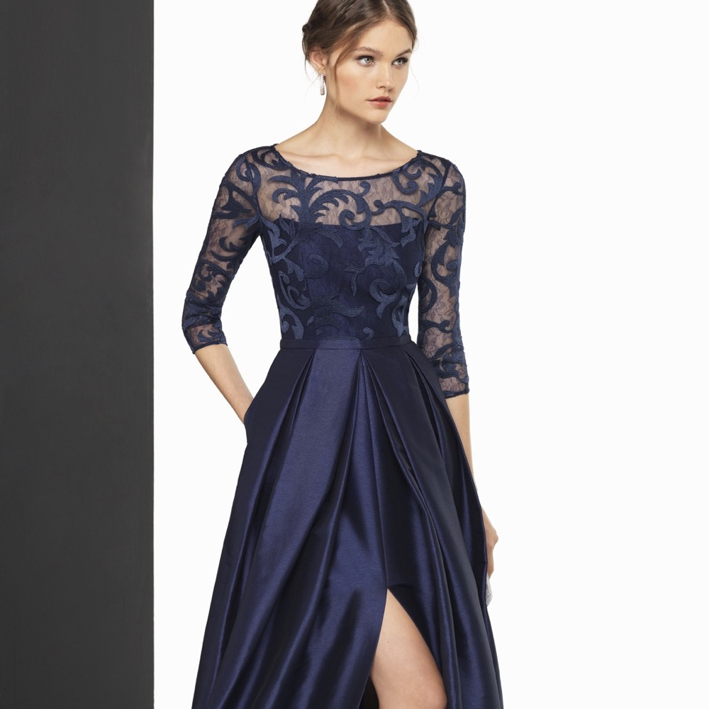 cocktail dresses for evening weddings photo - 1