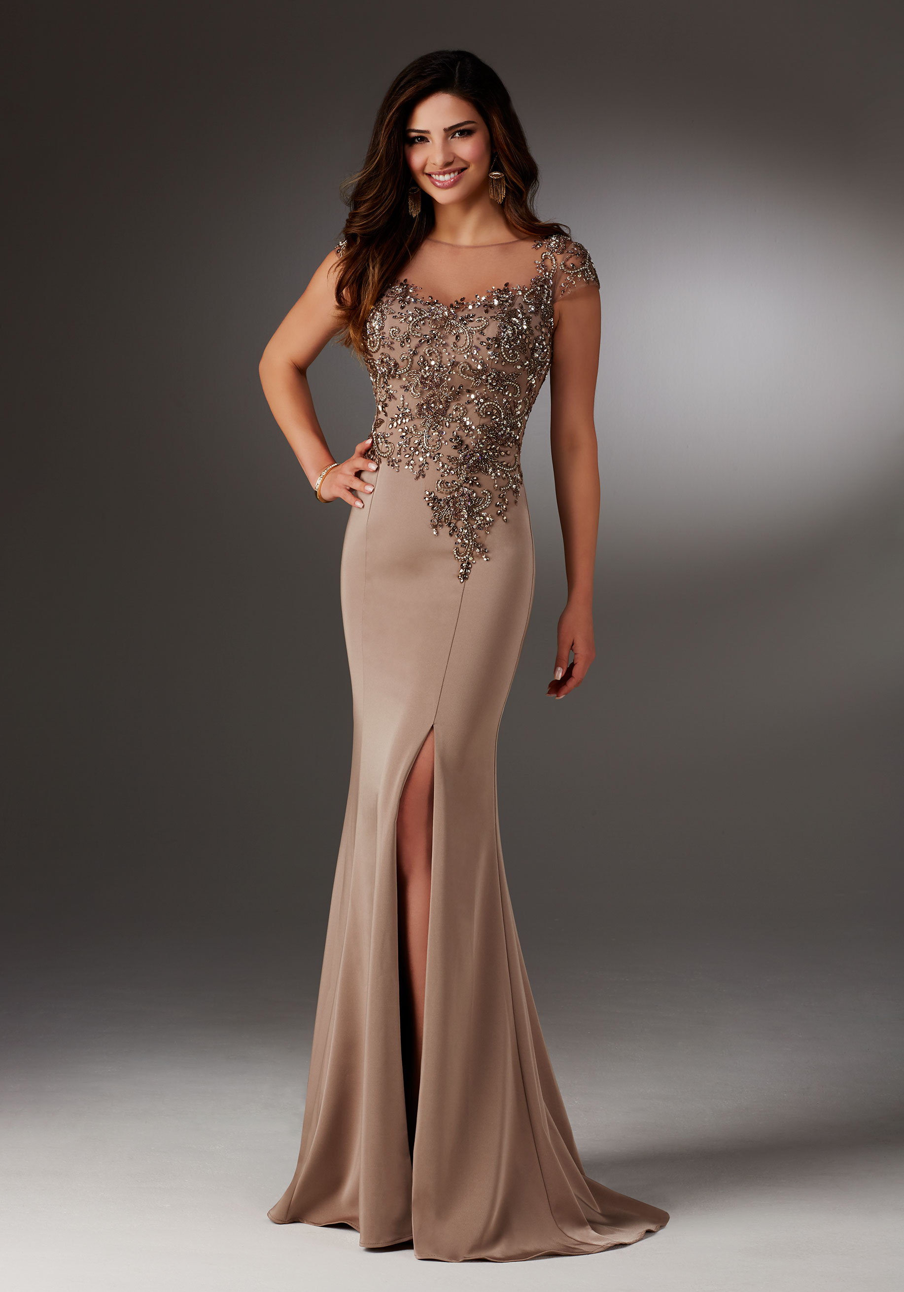 dress evening gown photo - 1