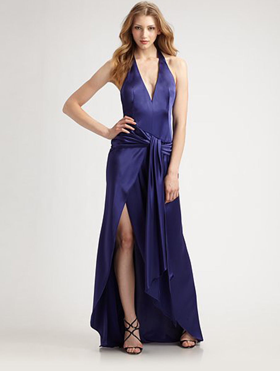 dresses for evening parties photo - 1