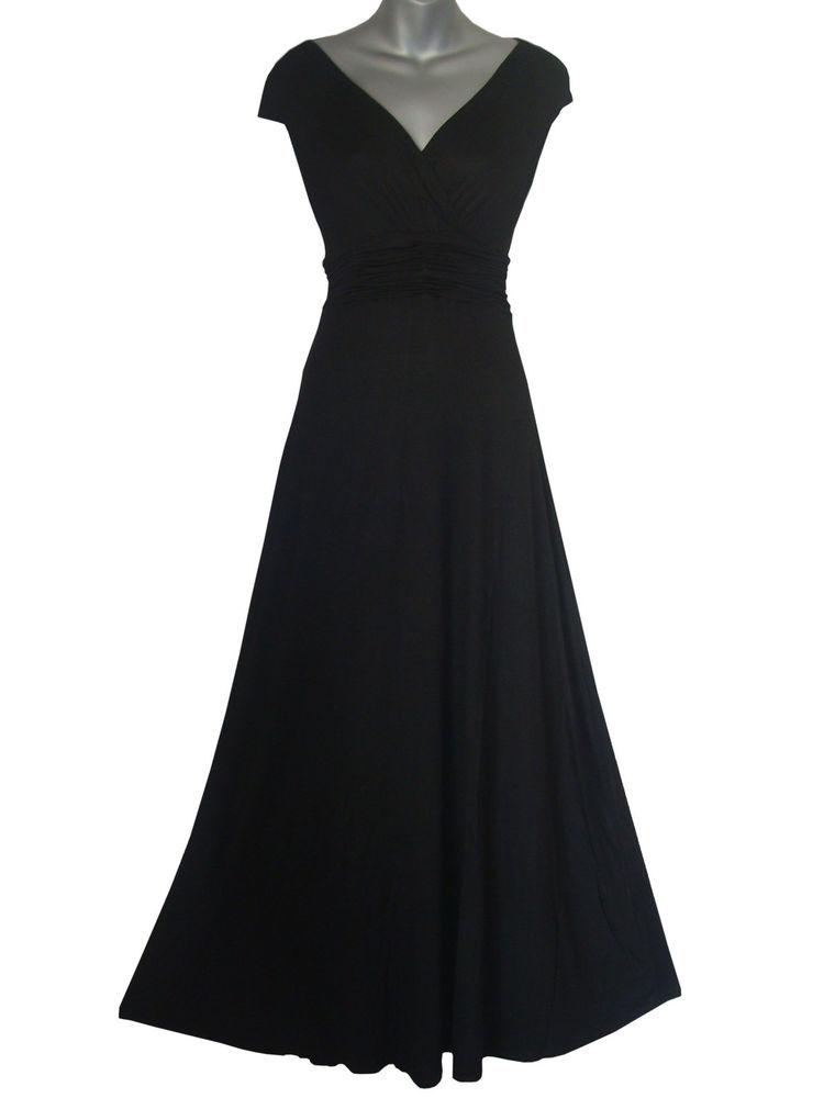 ebay evening dresses size 14 photo - 1