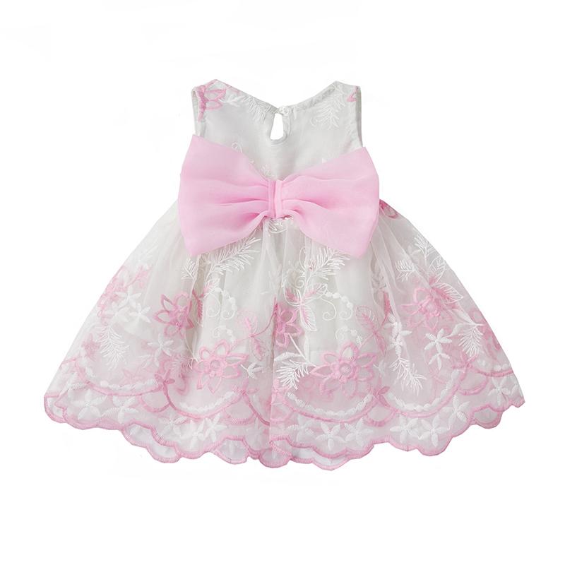 elegant baby girl dresses photo - 1