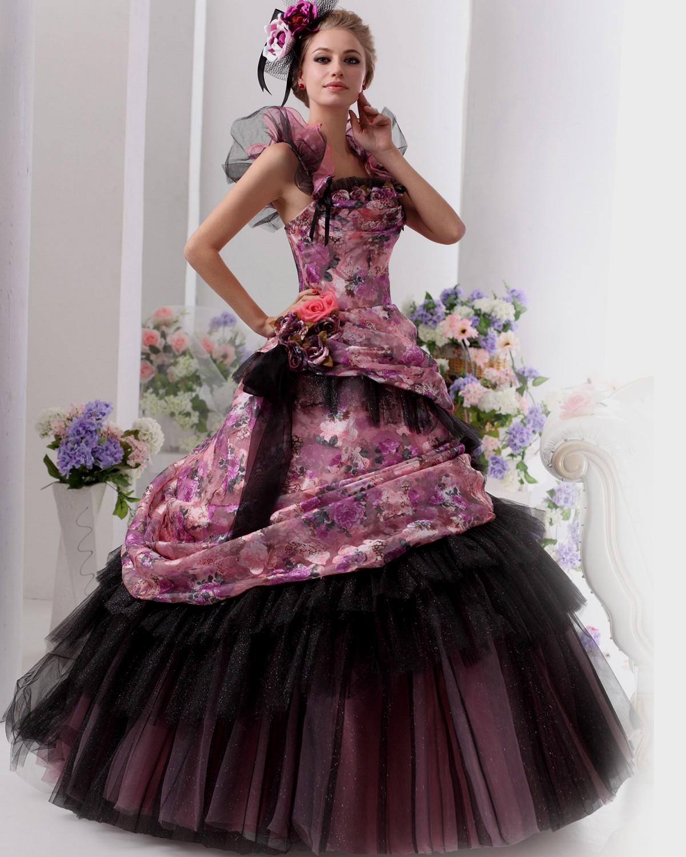 elegant ball dresses photo - 1