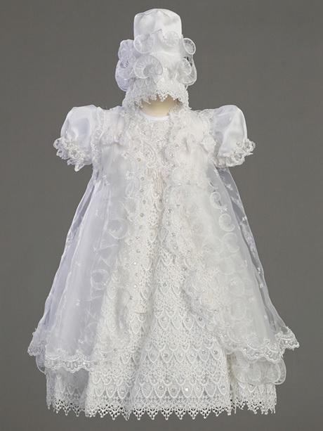 elegant baptism dresses photo - 1