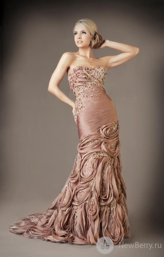 elegant couture dresses photo - 1