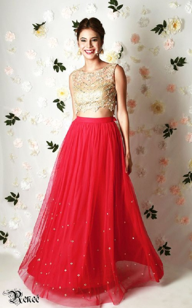 elegant dresses for attending a wedding photo - 1
