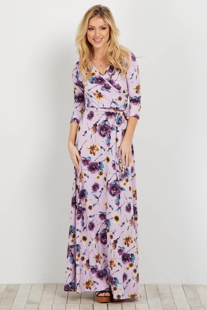 elegant floral dresses photo - 1