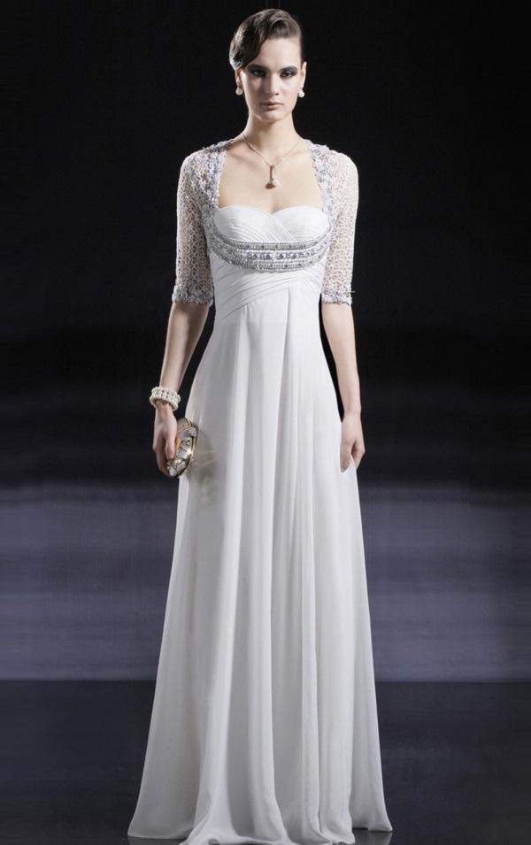 elegant formal dresses plus size photo - 1