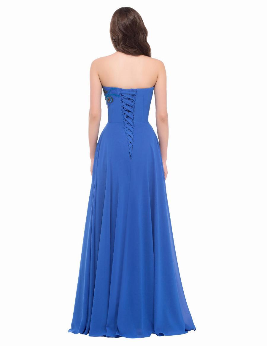 elegant long formal dresses photo - 1