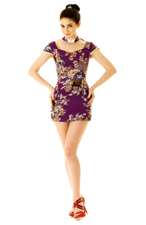 elegant mini dresses photo - 1