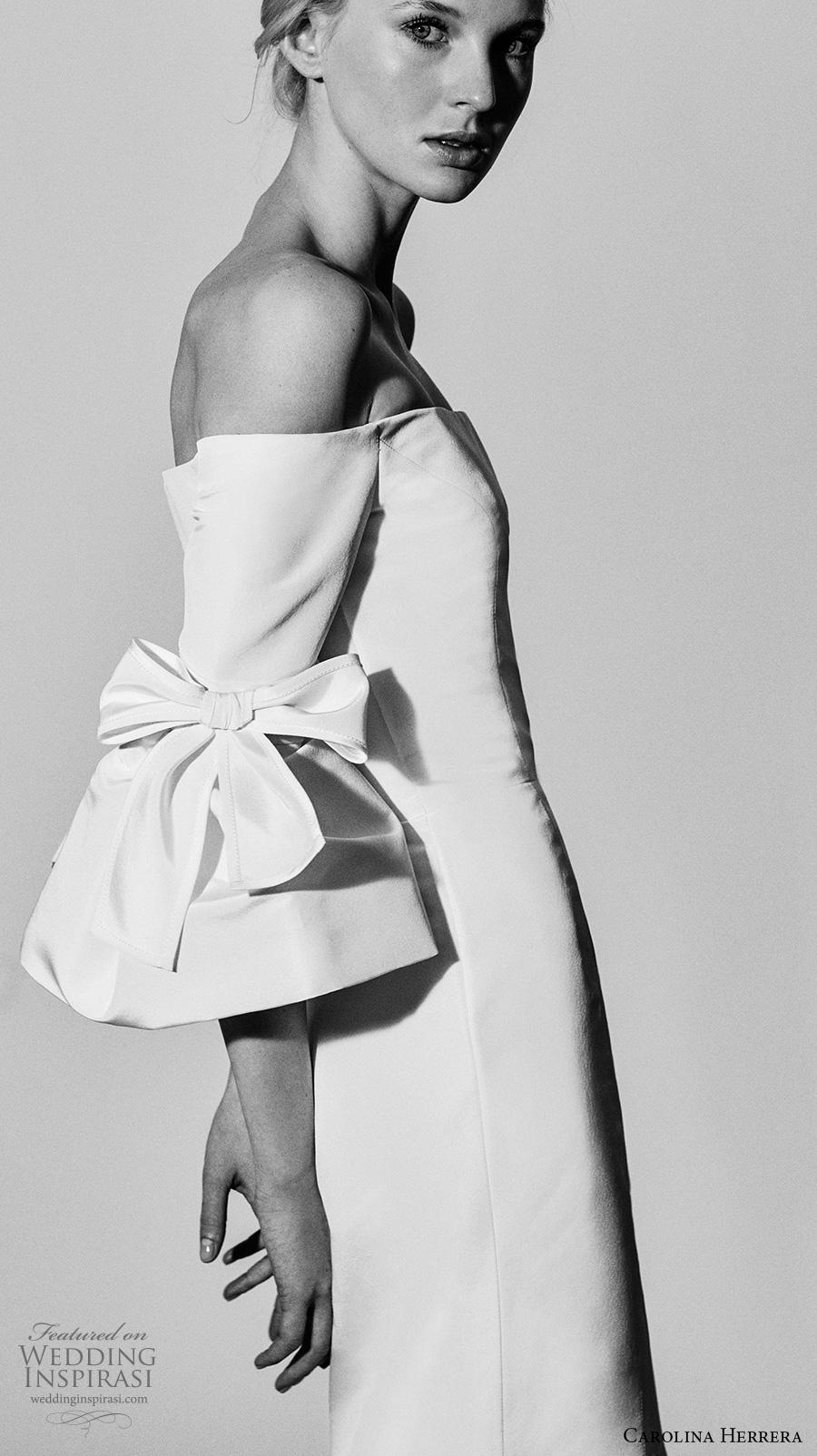elegant off the shoulder dresses photo - 1