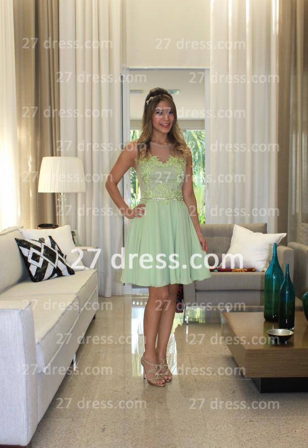 elegant short cocktail dresses photo - 1