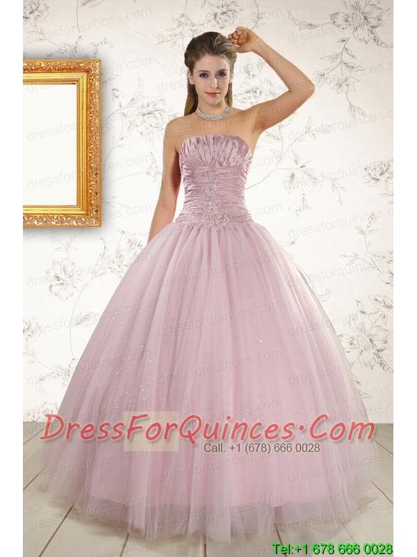 elegant sweet 16 dresses photo - 1