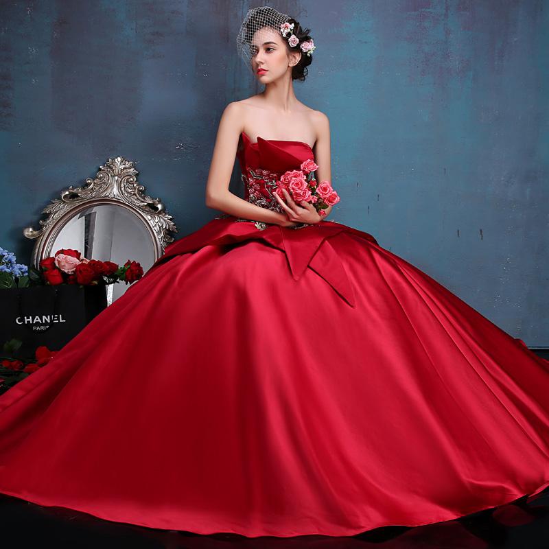 evening ball dresses photo - 1