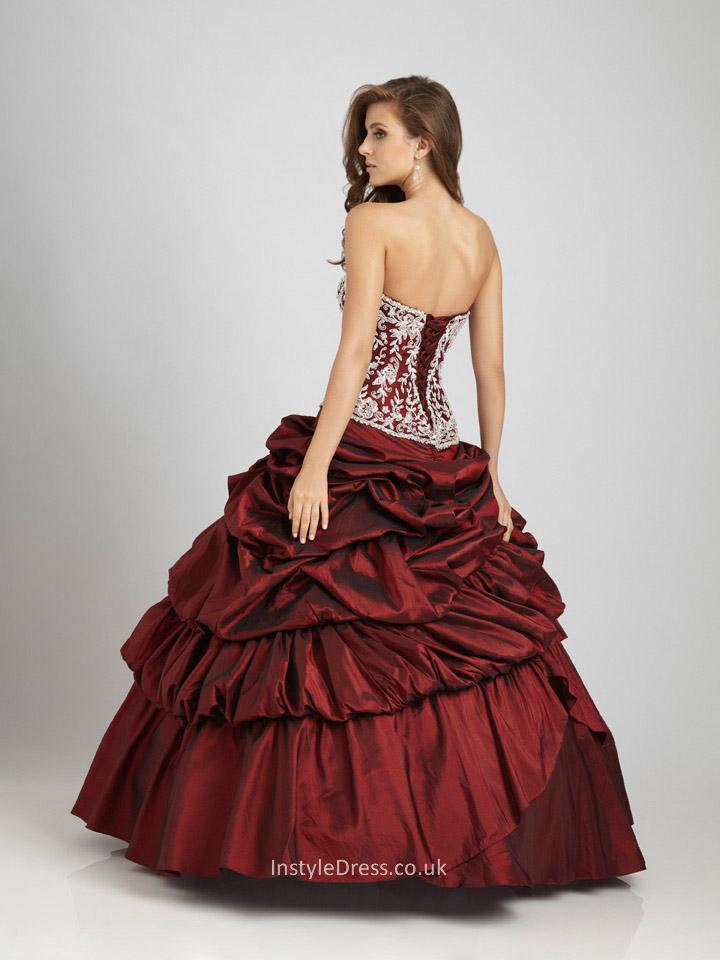 evening dress for wedding photo - 1