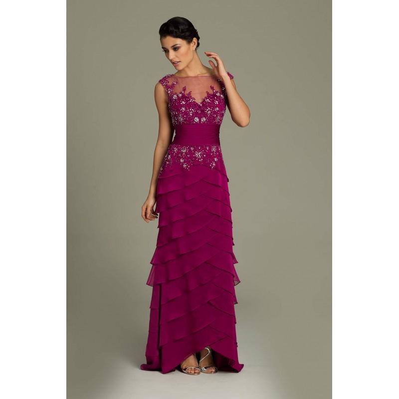 evening dresses 2017 trends photo - 1