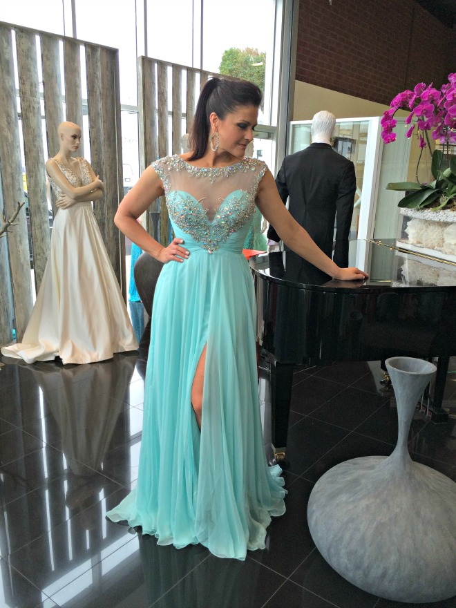 evening dresses downtown los angeles photo - 1
