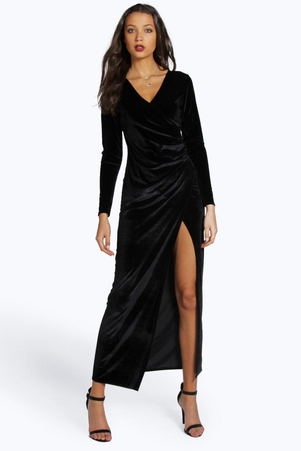 evening dresses for tall women photo - 1