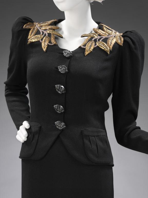 evening jacket dresses photo - 1