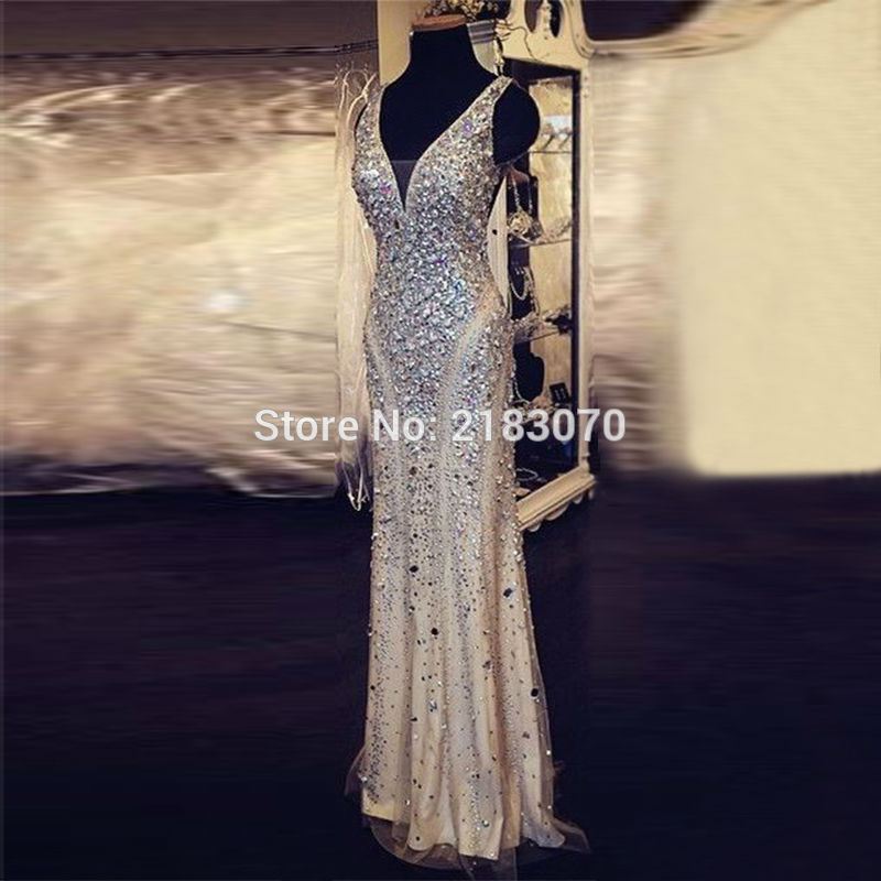 gatsby evening dress photo - 1