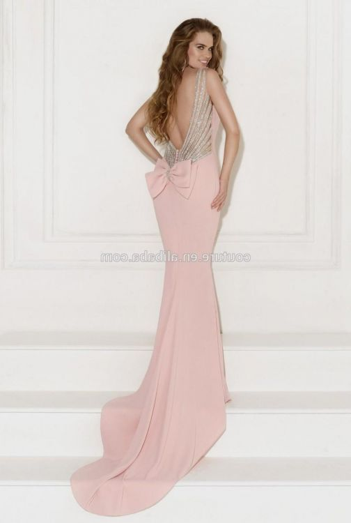 girl evening dress photo - 1