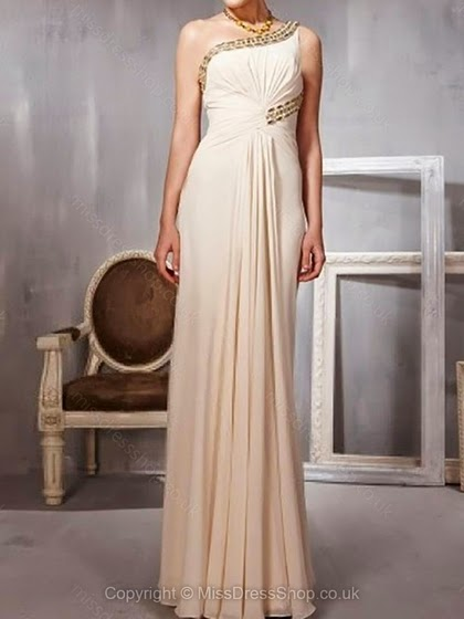 goddess evening dresses photo - 1