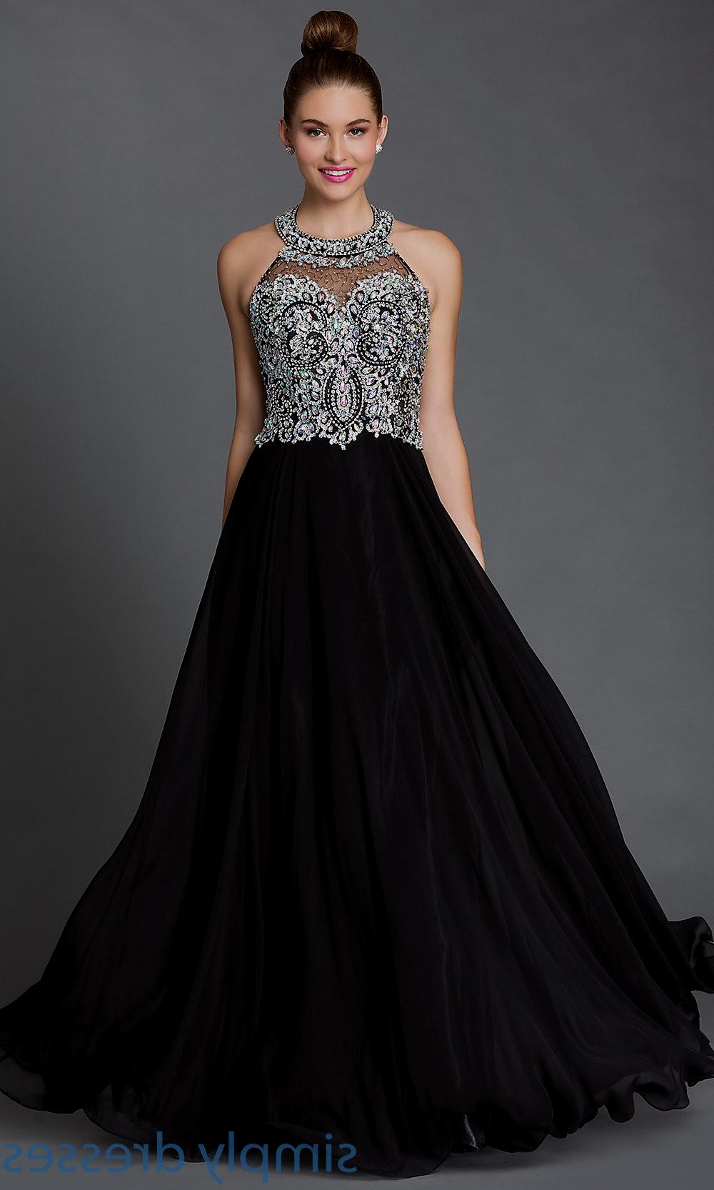 halter top evening dresses photo - 1