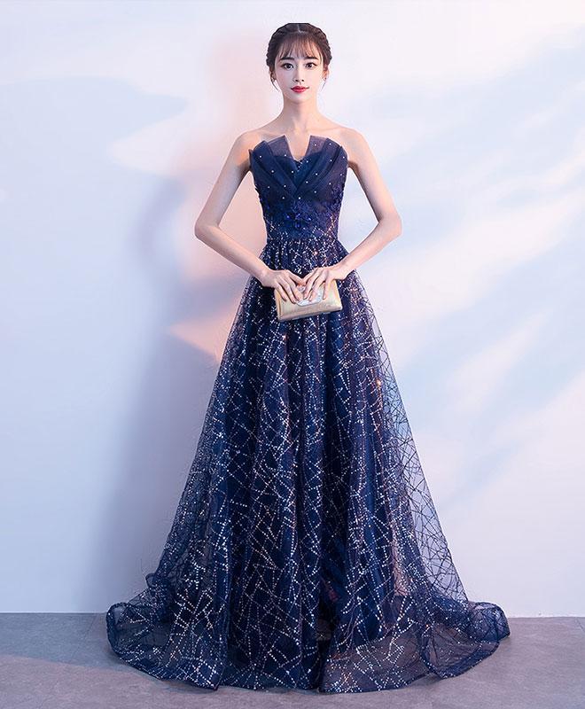 long lace evening dresses photo - 1