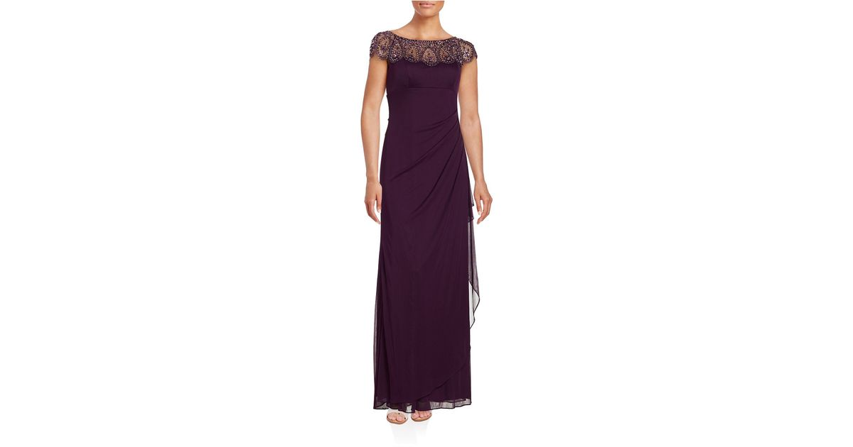 lord and taylor evening dresses plus size photo - 1