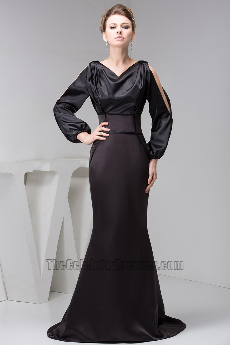 mid length evening dresses photo - 1