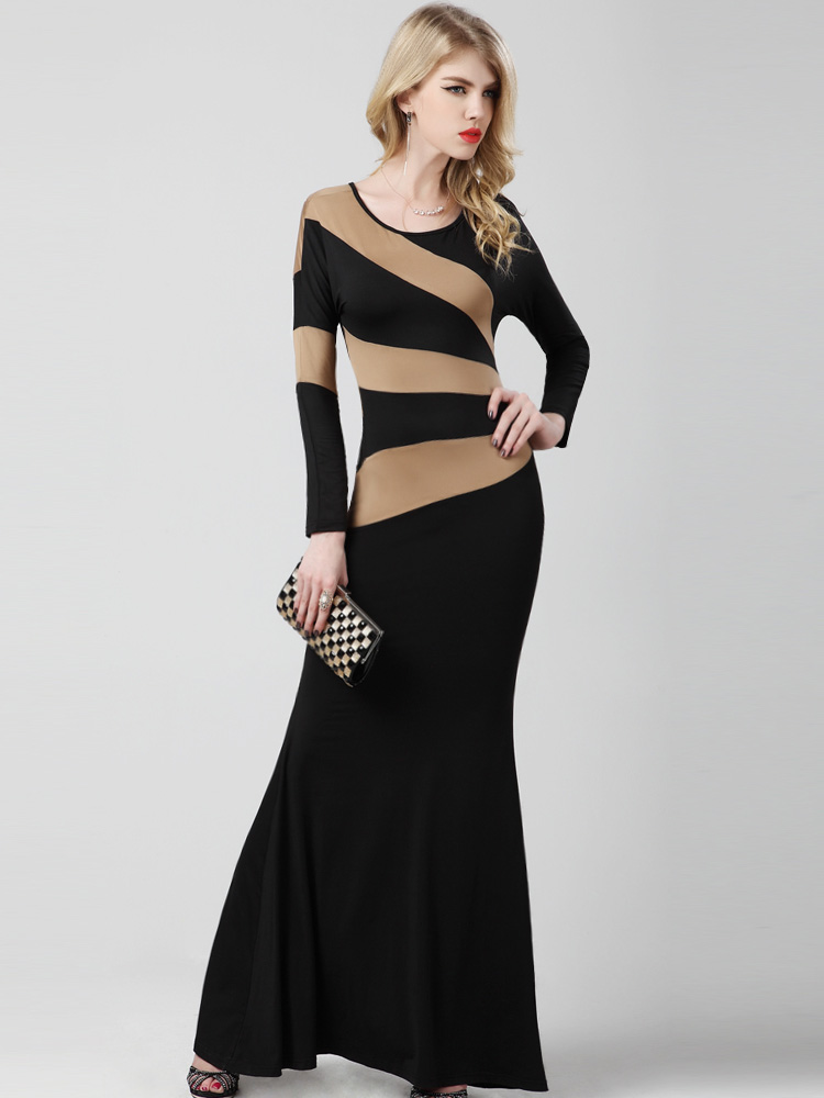 modern evening dresses photo - 1