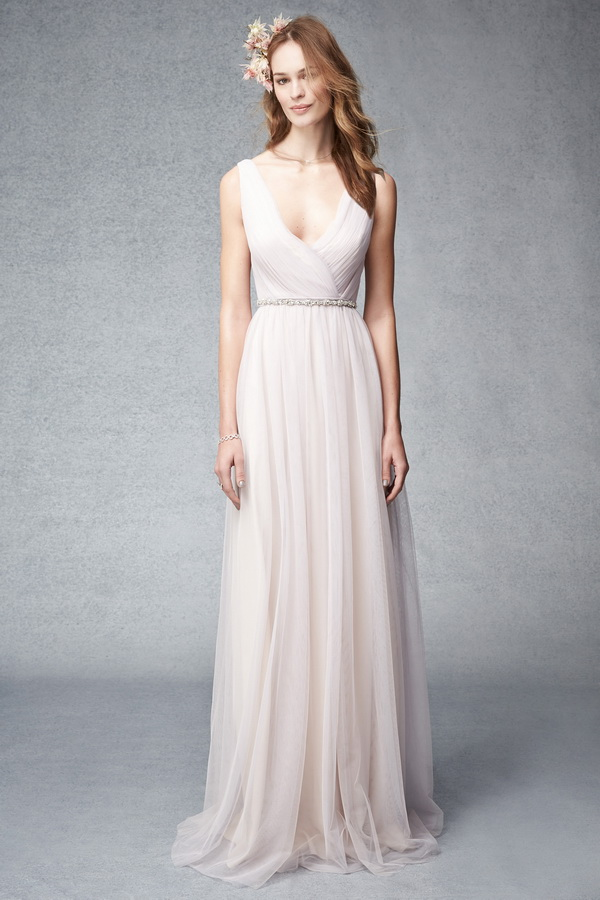 monique lhuillier evening dress photo - 1
