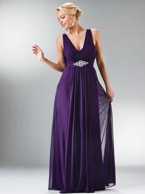 plus size evening dress with jacket photo - 1