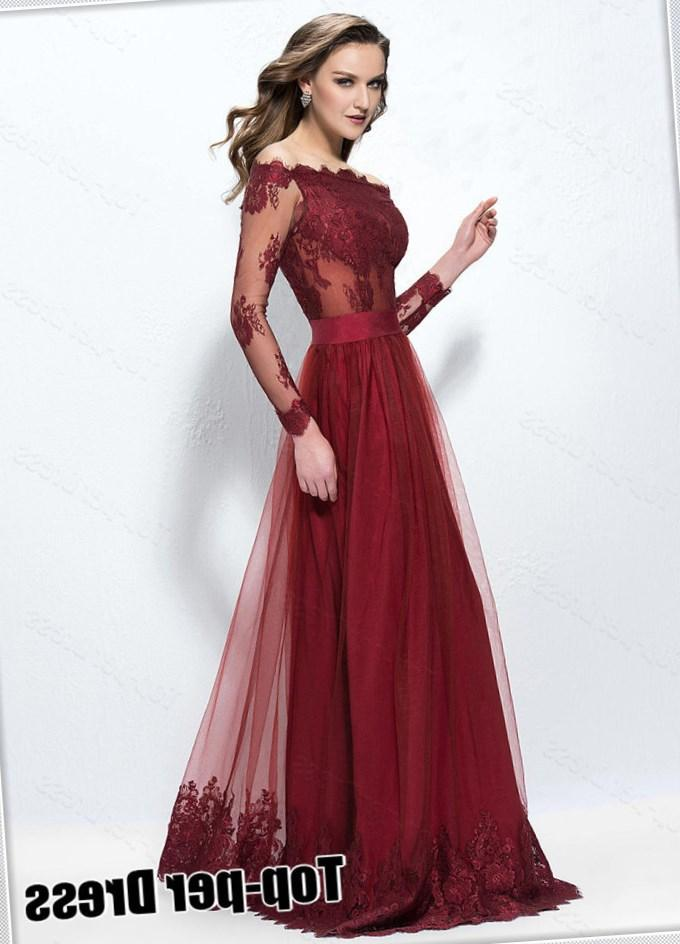 plus size evening dress with sleeves photo - 1